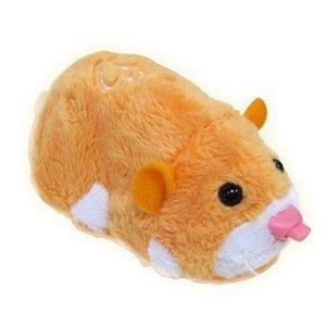 Nugget la hamster rêveuse
