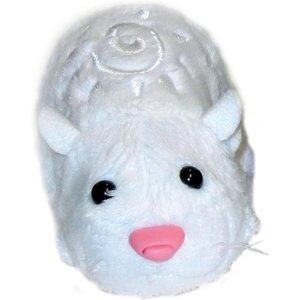 Chunk le hamster blanc electronique